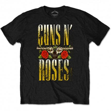 Tricou Guns N' Roses: Big Guns