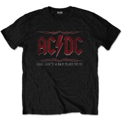 Tricou AC/DC: Hell Ain't A Bad Place