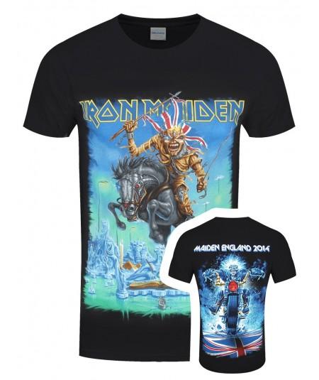 Tricou Iron Maiden: Tour Trooper