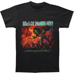 Tricou Iron Maiden: From Fear To Eternity Album
