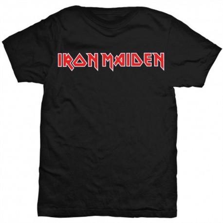 Tricou Iron Maiden: Logo