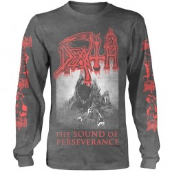 Tricou Maneca Lunga Death: The Sound Of Perseverance