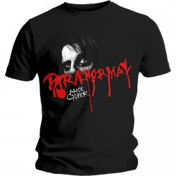 Tricou Unisex Alice Cooper: Paranormal Eyes