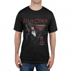 Tricou Alice Cooper: Welcome To My Nightmare