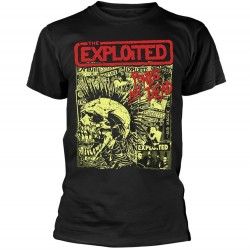 Tricou The Exploited: Punks Not Dead