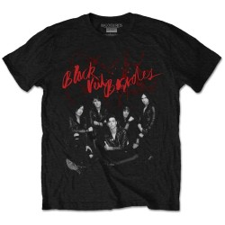 Tricou Black Veil Brides: Wounded