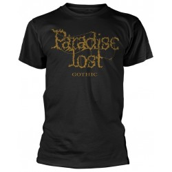 Tricou Paradise Lost: Gothic