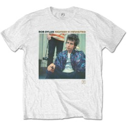 Tricou Unisex Bob Dylan: Highway 61 Revisited