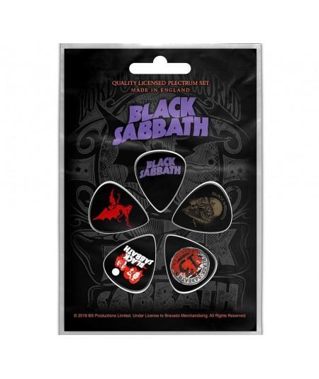 Pene Chitara Black Sabbath: Purple Logo