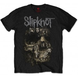 Tricou Slipknot: Skull Group