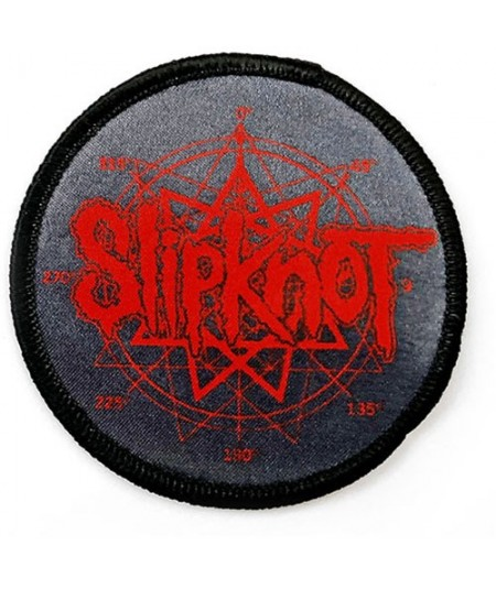 Patch Slipknot: Logo & Nanogram