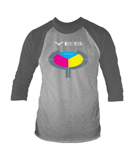 Tricou Maneca 3/4 Yes: 90125