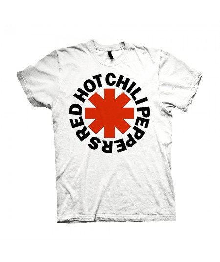Tricou Unisex Red Hot Chili Peppers: Red Asterisk